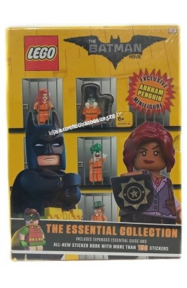 The Batman Movie The Essential Collection