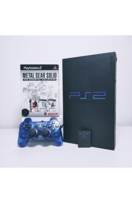 Playstation 2 + Metal Gear The Essential Collection