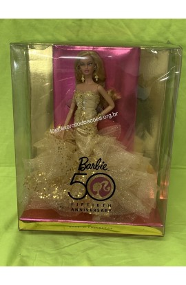 2008 Barbie Collector 50th Anniversary Doll