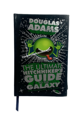 The Ultimate Hitchhiker's Guide to the Galaxy (Barnes & Noble Collectible Editions)