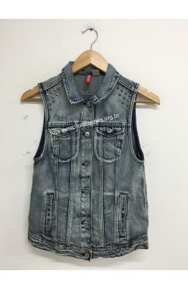 Colete  Jeans Divided P