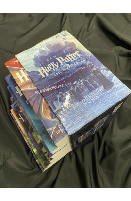 Box Harry Potter - Série Completa (sete volumes)