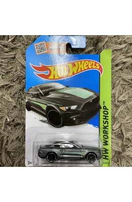 15 Ford Mustang GT Hot Wheels