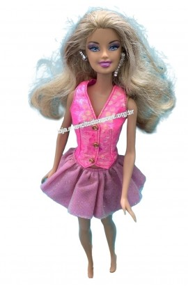 2006 Barbie All Pink